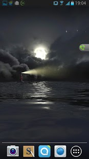 Lighthouse Live Wallpaper- screenshot thumbnail