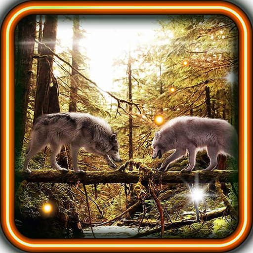 Wolf Photos HD live wallpaper 個人化 App LOGO-APP試玩