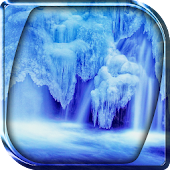 Frozen Waterfall LWP