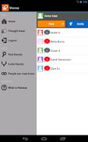 Screenshot of Wassup