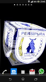3D Persipura Jayapura LWP - screenshot thumbnail
