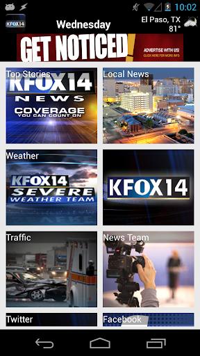 【免費新聞App】KFOX-APP點子