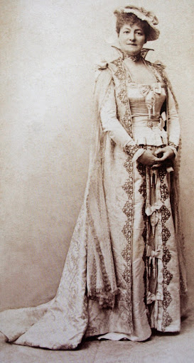 Helena Modjeska as Beatrice (Much Ado About Nothing, William Shakespeare).
