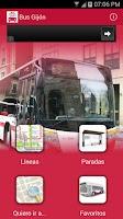 Screenshot of Bus Gijón