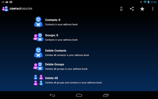 玩免費工具APP|下載刪除聯繫人 app不用錢|硬是要APP