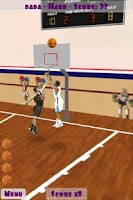 Screenshot of Basketball MMC