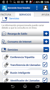 Mi Telcel - screenshot thumbnail