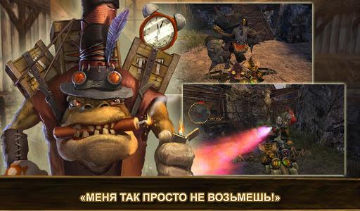 Oddworld: Stranger's Wrath для планшетов на Android