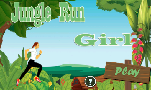 Jungle Run Girl