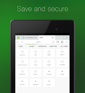 RoboForm Password Manager Screenshot 17