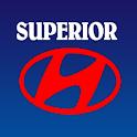 Red McCombs Superior Hyundai logo