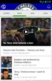 ESPN FC Soccer - screenshot thumbnail