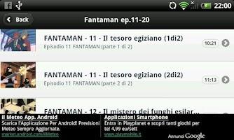 Screenshot of Fantaman