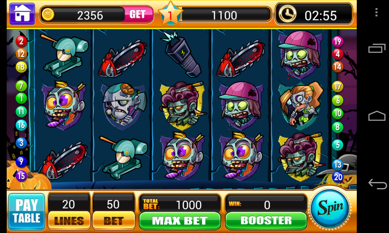 Dancin' Zombies Slot Machine - Read the Review Now