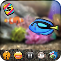 [shake]Aquarium Wallpaper lite icon
