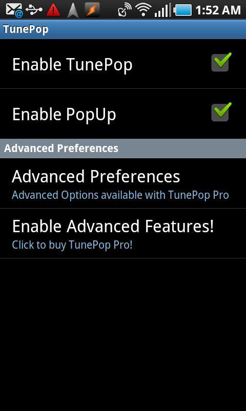 Tune Pop - screenshot
