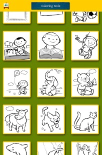 Color & Draw for kids - screenshot thumbnail