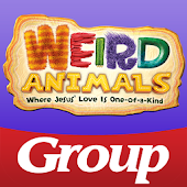 Weird Animals Bible Buddies