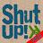 ShutUp! App (Smosh) Free logo