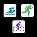 Triathlon Training Log icon