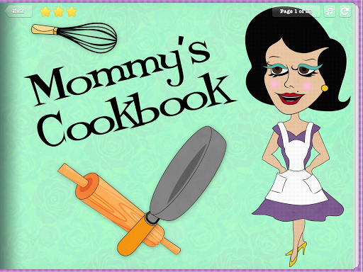 Mommy's Cookbook- Kids Recipes
