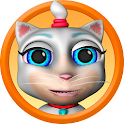 Gato que Habla Mascota Virtual icon