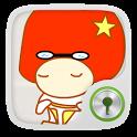 Washing Day GO Locker Theme icon