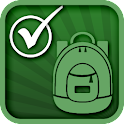 BACKPACKING PLANNER CHECKLIST logo