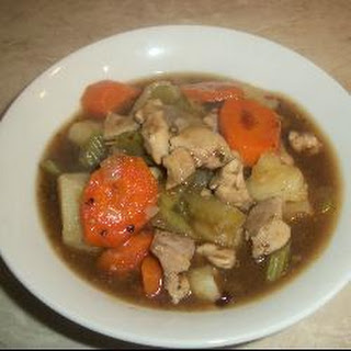 Tasty Rabbit Stew