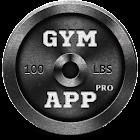 GymApp Pro Workout Log icon