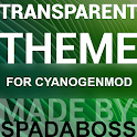 Transparent Green - CM13 Theme icon