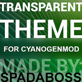 Transparent Green - CM12 Theme