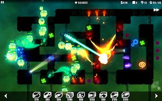 Screenshot of Radiant Defense
