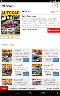 玩交通運輸App|Autocar India免費|APP試玩