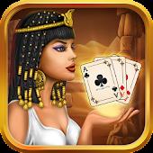 Cleopatra Pyramid Solitaire