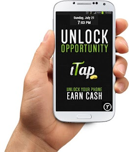 tTap - A Lock Screen That Pays - screenshot thumbnail