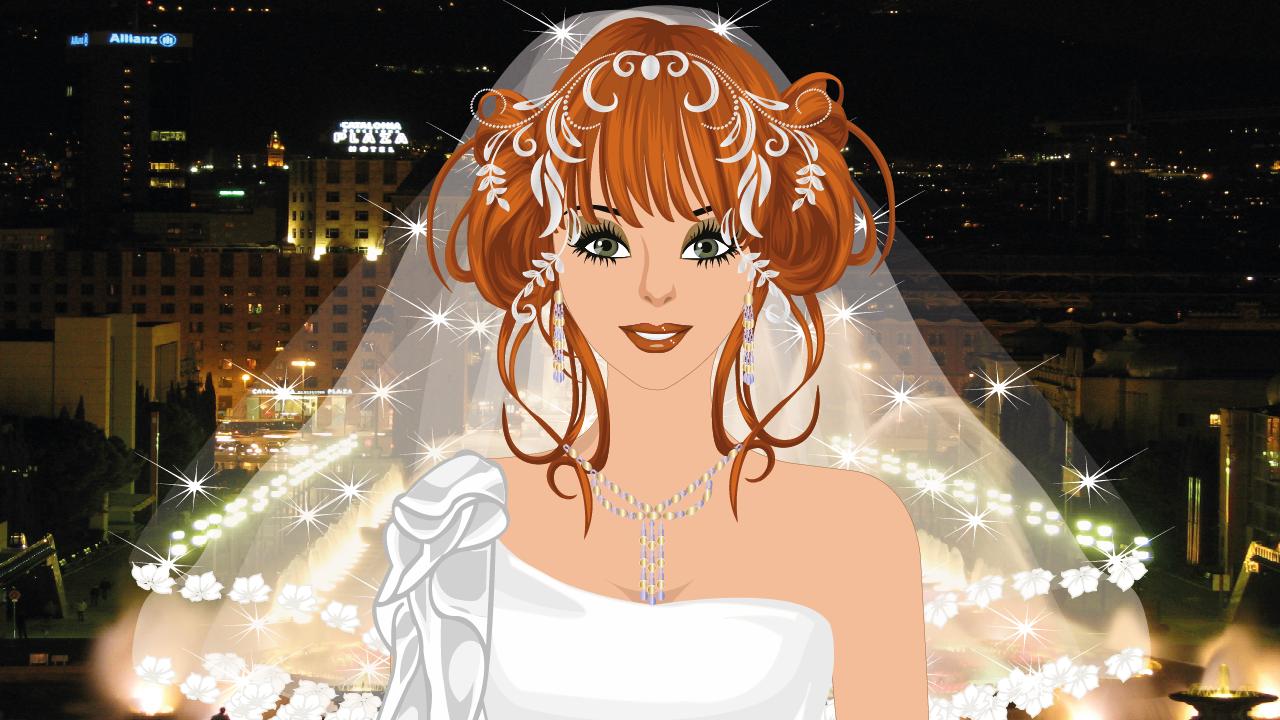 Beautiful Wedding Make up Game