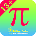 13+ Maths icon