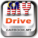 Carbook MYdrive icon