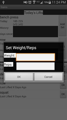 【免費健康App】Gains-APP點子