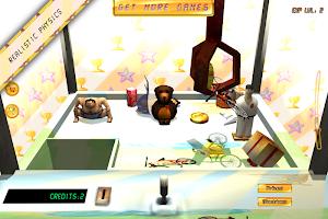 Screenshot of The Claw!