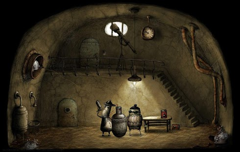 Machinarium- screenshot thumbnail
