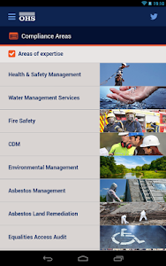 OHS Health & Safety PocketApp screenshot 6