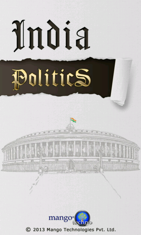 India Politics - screenshot