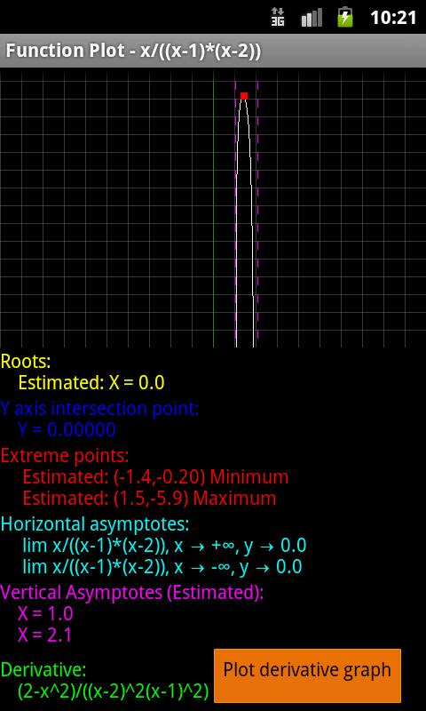 Function Plot - screenshot