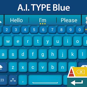 一. 我. 型蓝色 個人化 App LOGO-硬是要APP