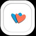 소개팅-러브레터(소개팅앱,너랑나랑,소개팅,이음,소개팅) icon