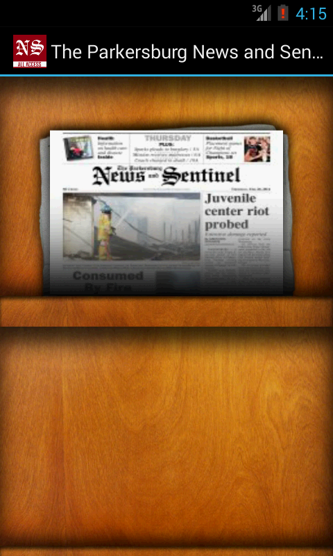 News and Sentinel All Access - screenshot
