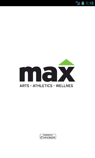 Max Class Sign Up