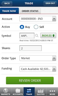 ShareBuilder Mobile - screenshot thumbnail